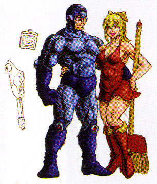 Street Fighter X Tekken Mega Man concept Art #7