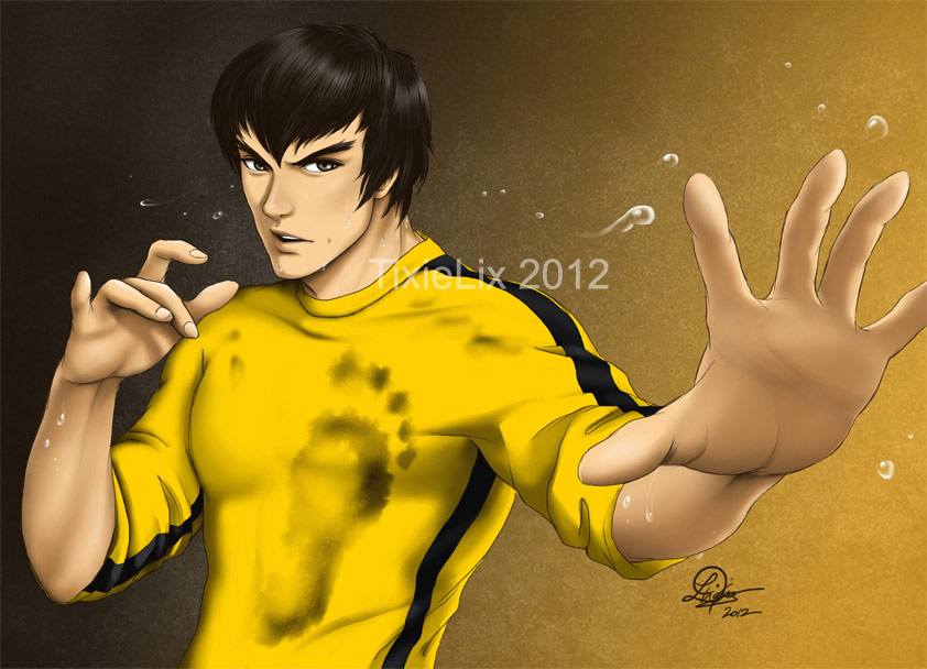 Fighting game artwork by TixieLix #5