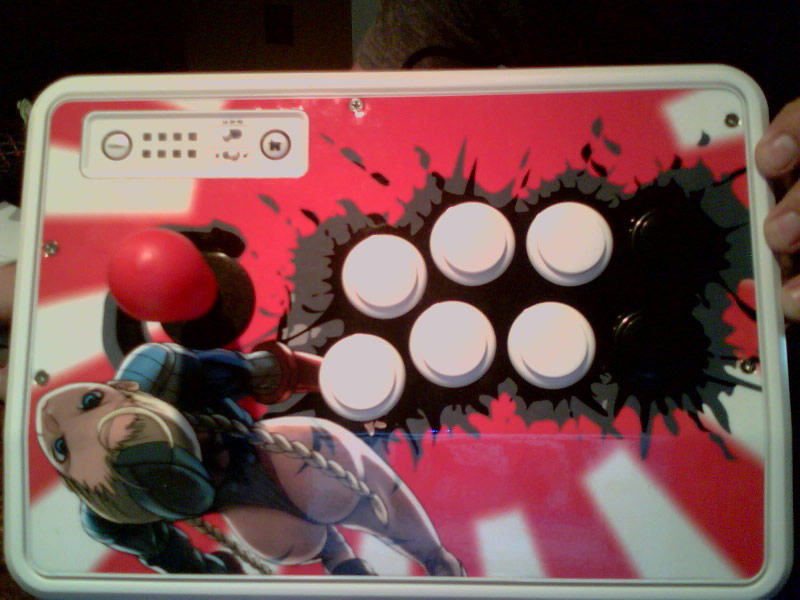 Custom fightstick image #11