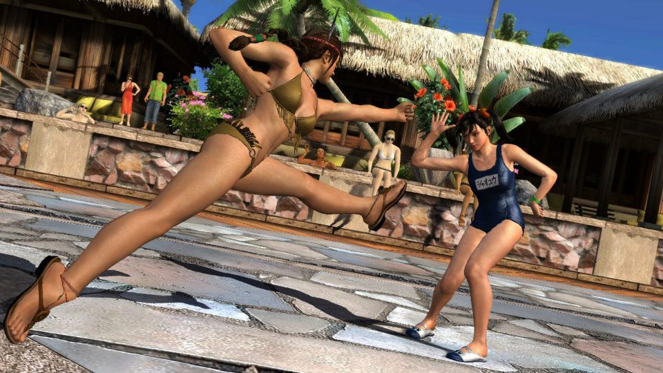 Tekken Tag Tournament 2 - Bikini bundle #01
