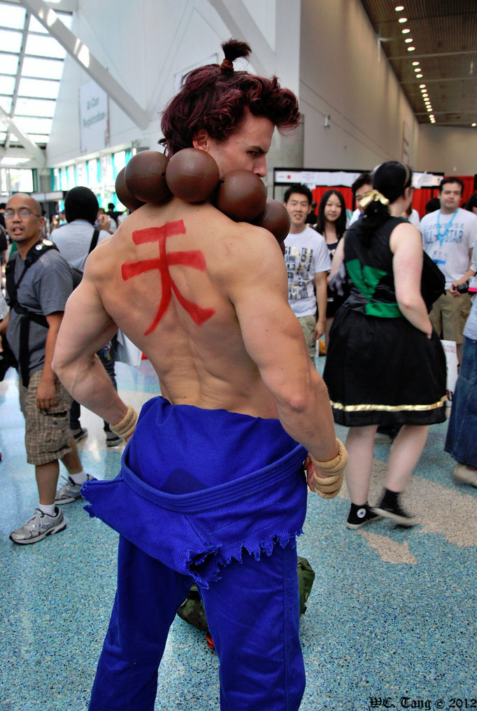 Fighting game cosplay gallery image #5