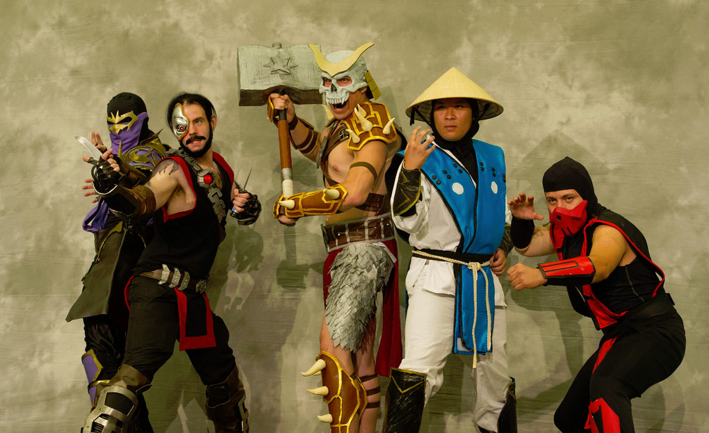 Fighting game cosplay gallery image #12
