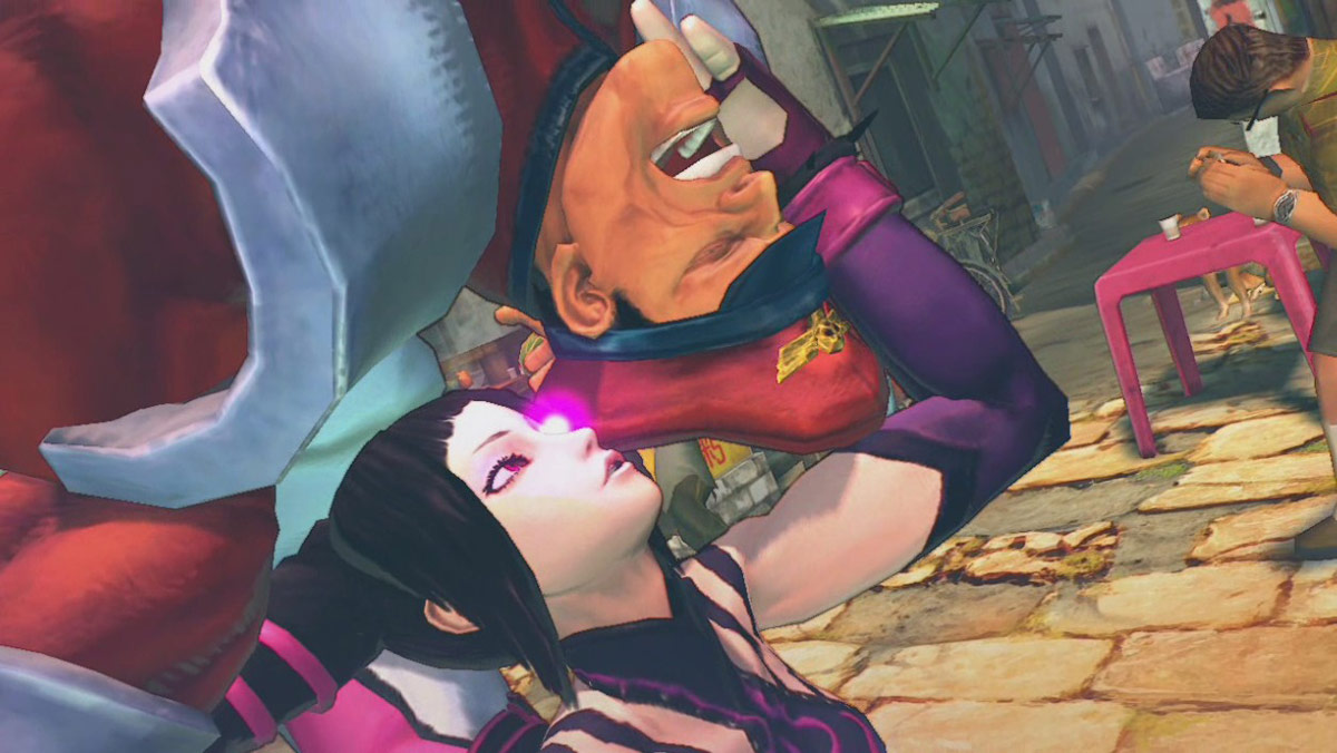 Step Your Game Up: Chapter 7 — Super Street Fighter 4 Arcade Edition v2012 dedication (character selection) image #1