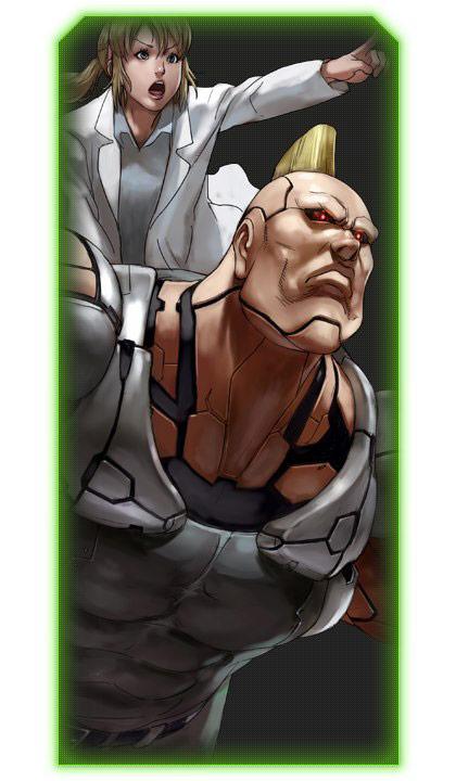 Tekken Tag Tournament 2 - Custom in game panels #07