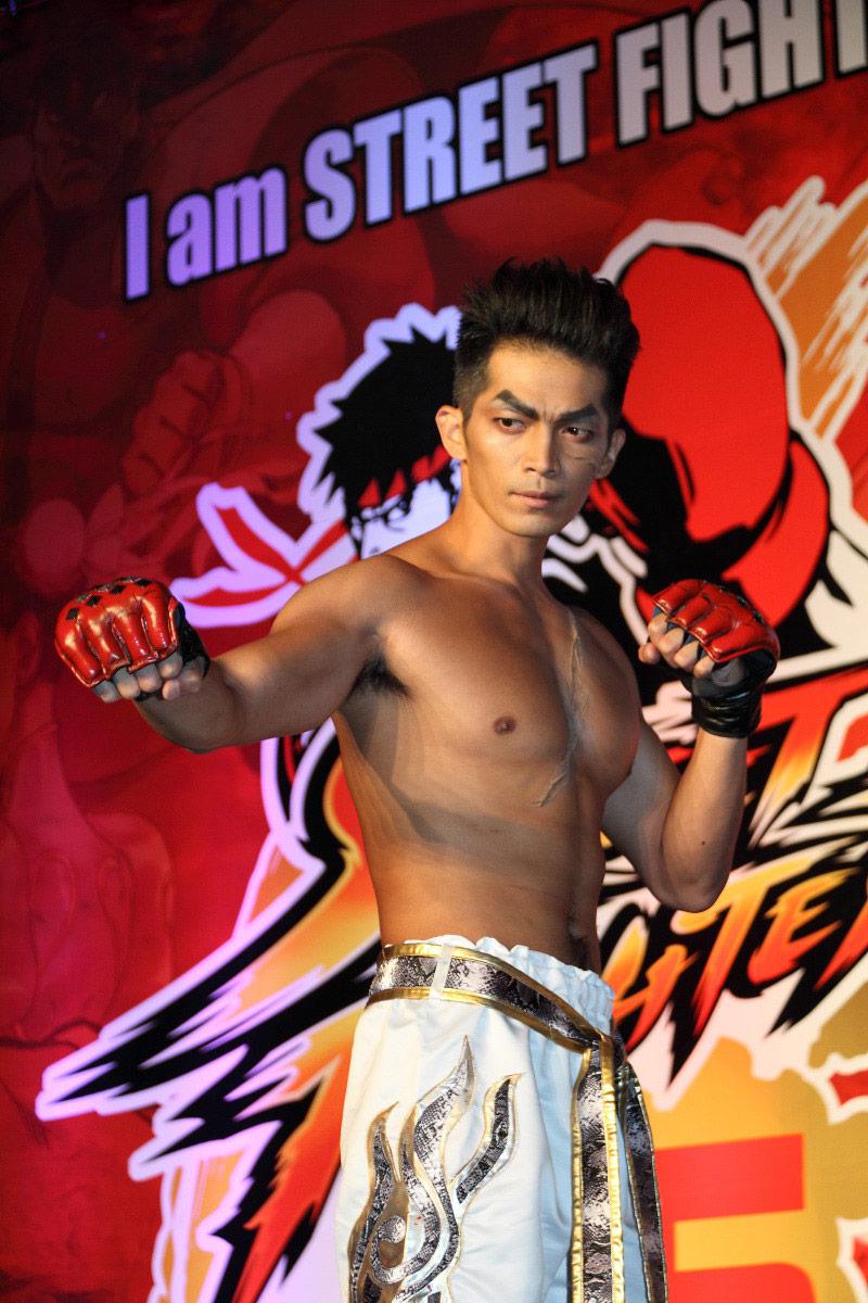 Street Fighter and Tekken cosplay image #7