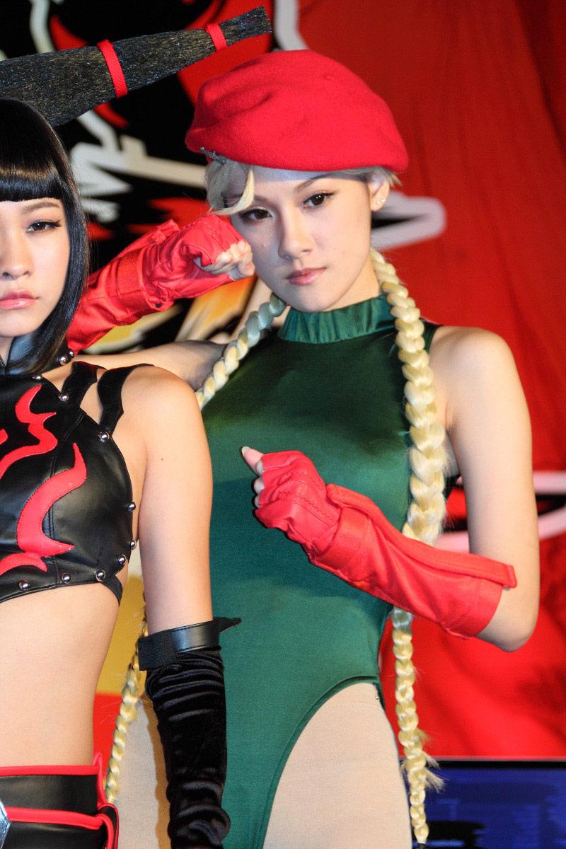 Street Fighter and Tekken cosplay image #10