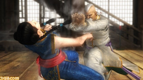 Virtua Fighter's Pai Chan in Dead or Alive 5 image #2