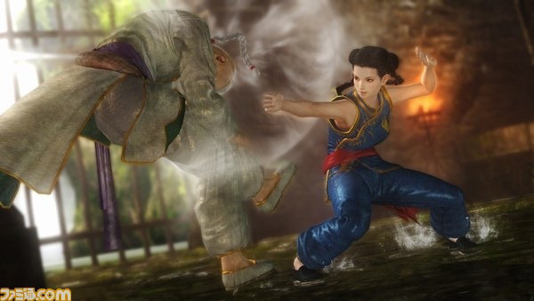 Virtua Fighter's Pai Chan in Dead or Alive 5 image #3