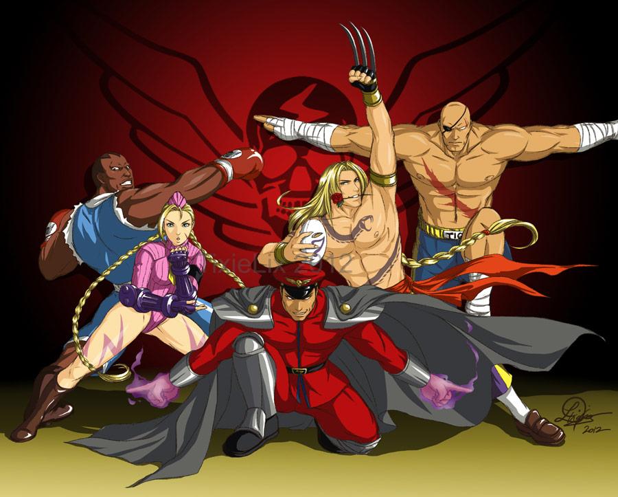 Street Fighter Fan Art Image 4