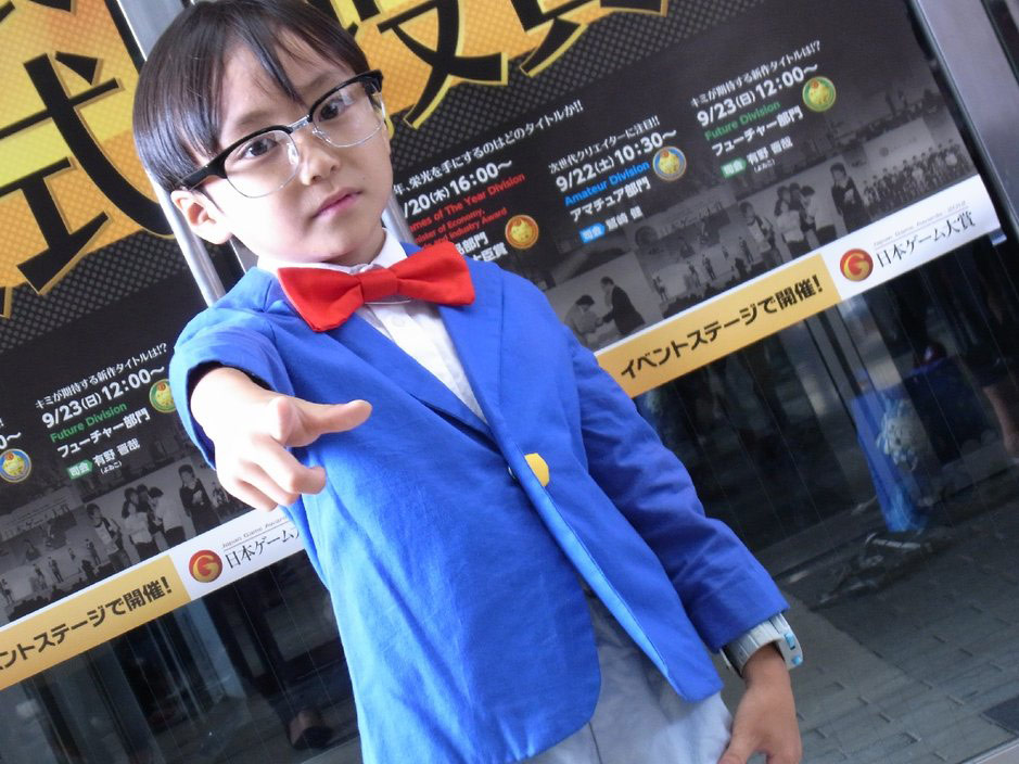 Tokyo Game Show 2012 cosplay #07