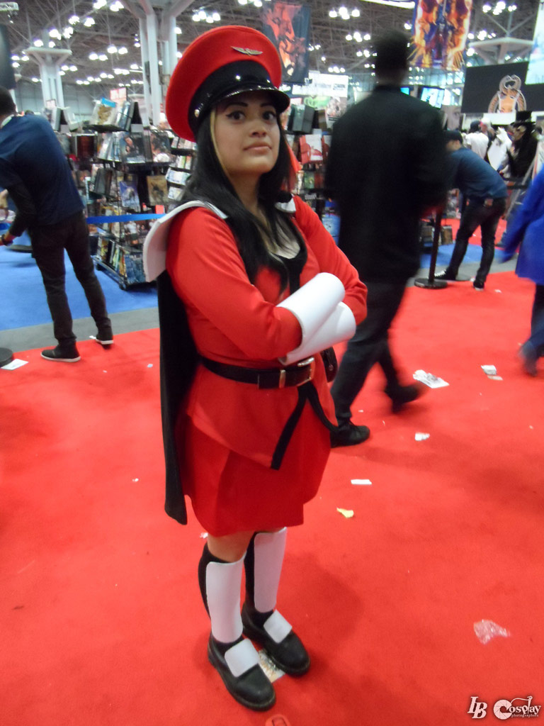 Cosplay from New York Comic-Con #01