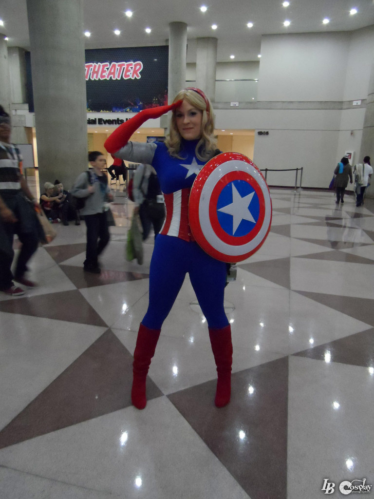 Cosplay from New York Comic-Con #04