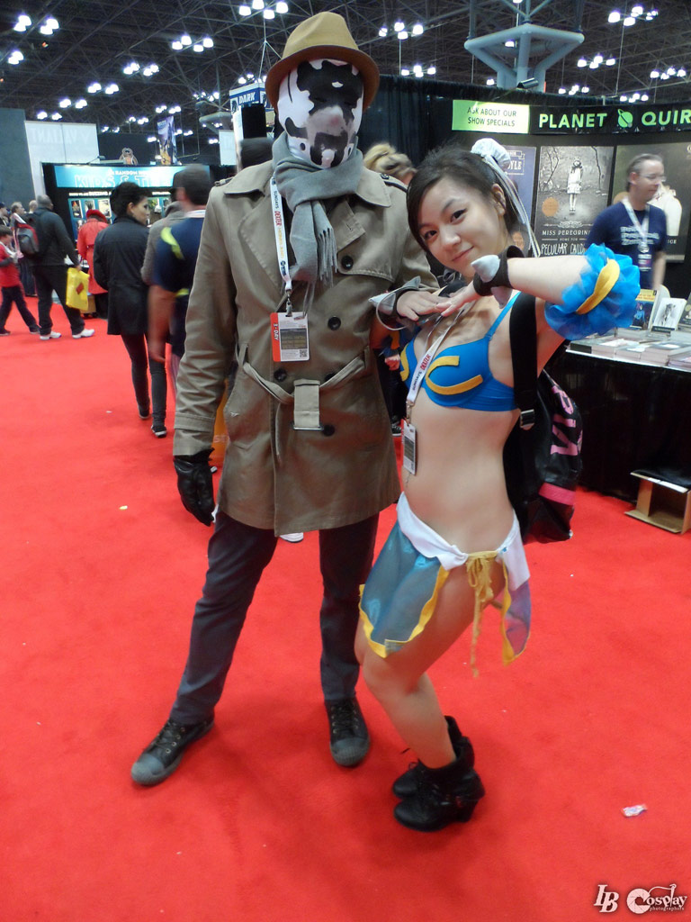 Cosplay from New York Comic-Con #05