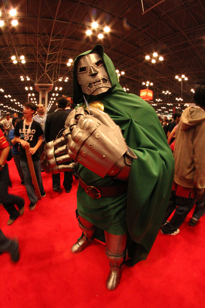 Cosplay from New York Comic-Con #08