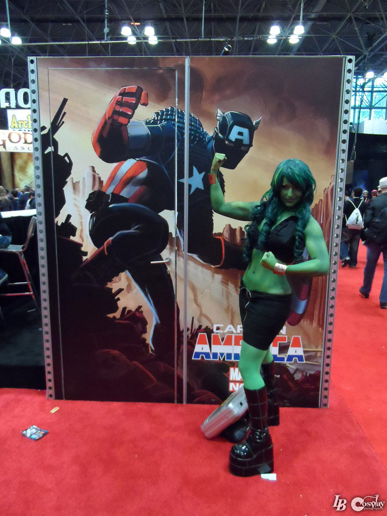 Cosplay from New York Comic-Con #09