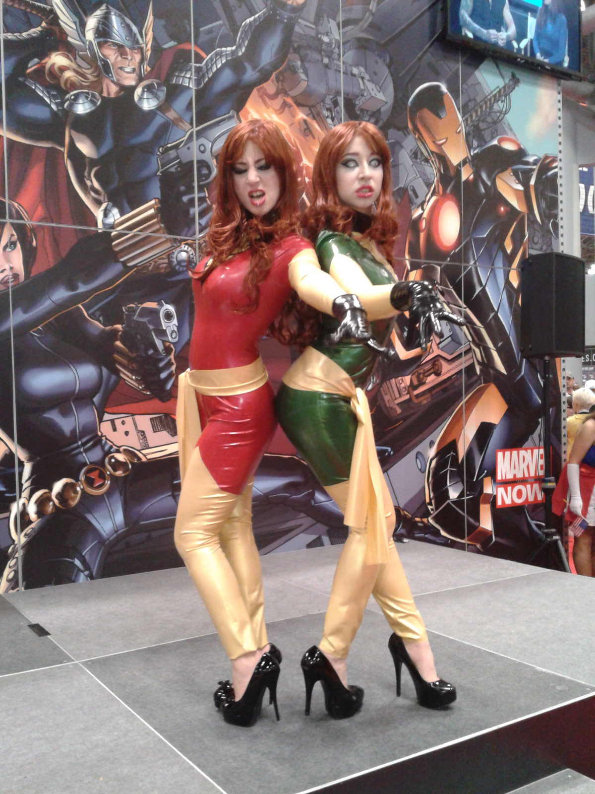 Cosplay from New York Comic-Con #12