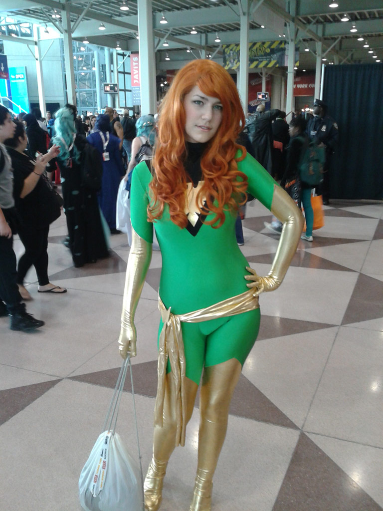 Cosplay from New York Comic-Con #14