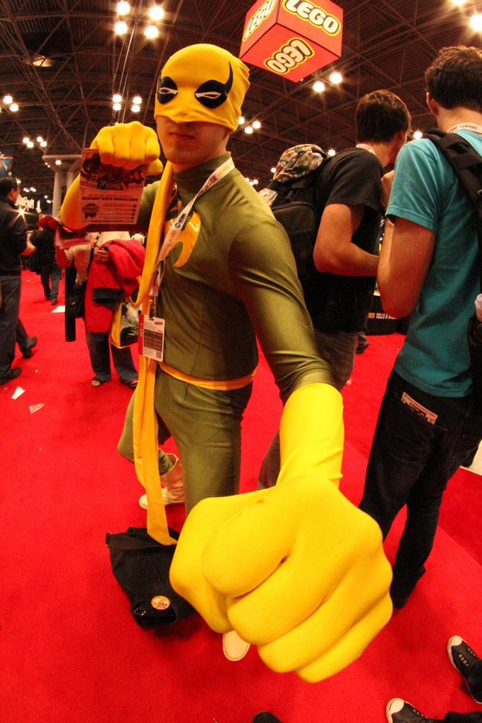 Cosplay from New York Comic-Con #17