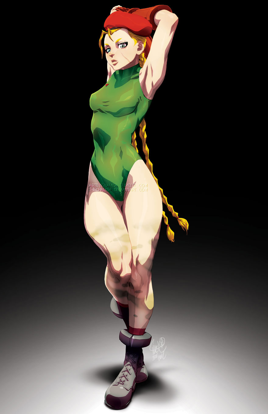 Udon fighting game related artwork image #11