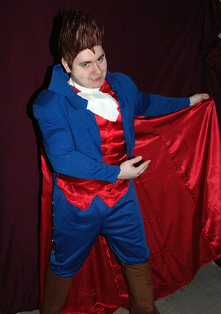 Darkstalkers cosplay contest results from Capcom-Unity #04