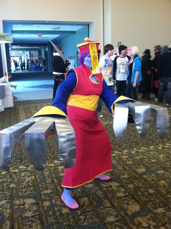 Darkstalkers cosplay contest results from Capcom-Unity #05