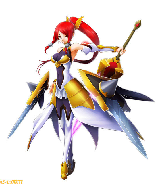Blazblue: Chrono Phantasma new character Izayoi image #1