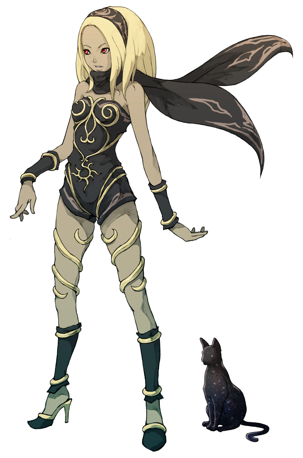 PlayStation All-Stars Battle Royale free DLC characters Kat from Gravity Rush and Emmett Graves from Starhawk #1
