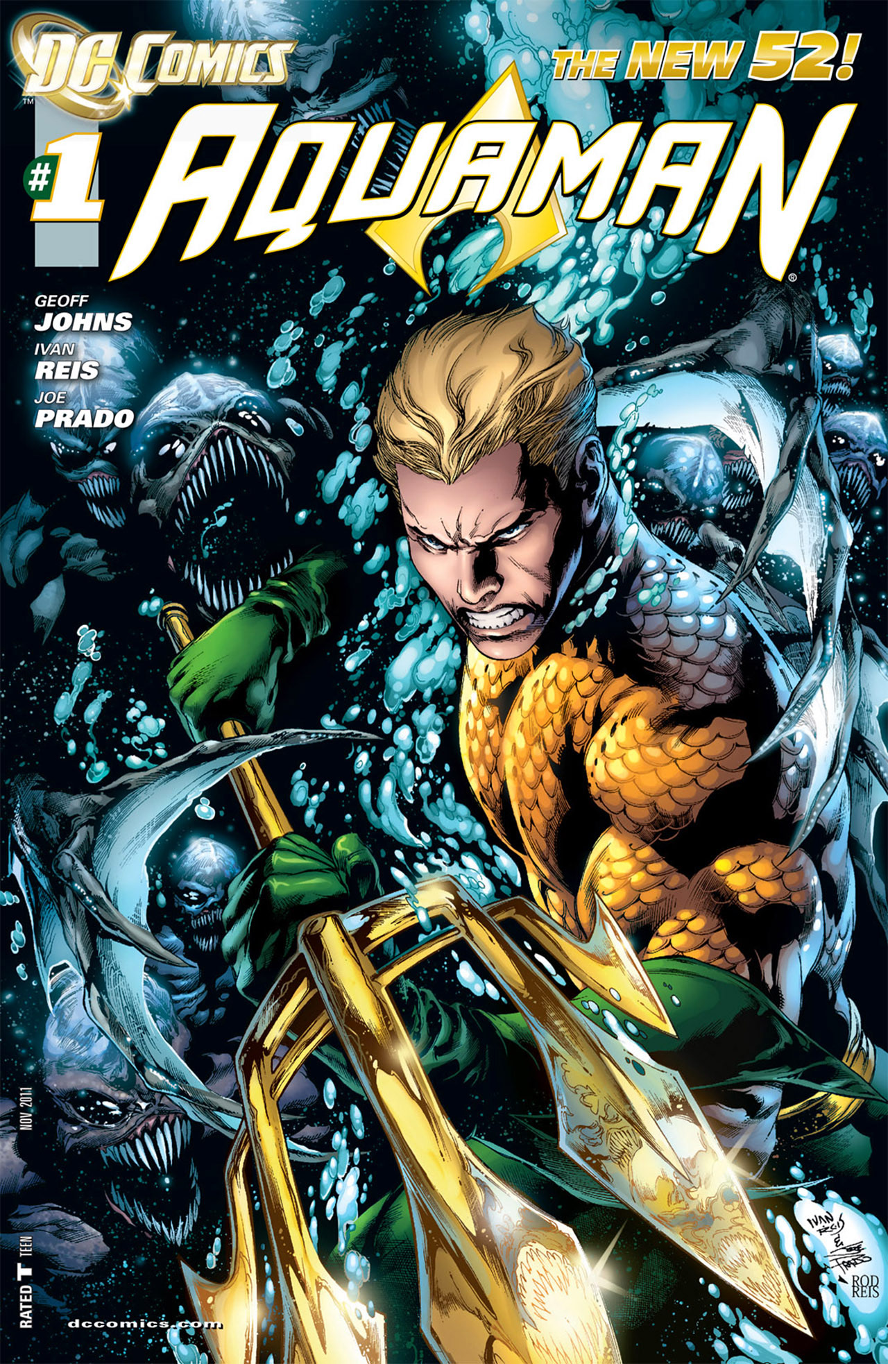 Aquaman, Ares, Black Adam mentioned in PlayStation Magazine #01
