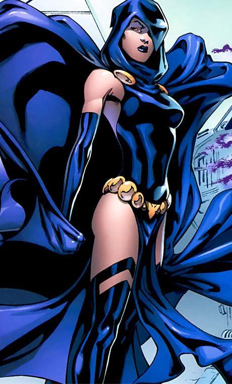 DC Comics' Raven