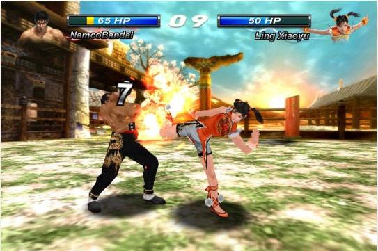 Tekken Card Tournament image #3