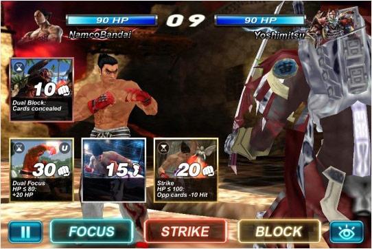 Tekken Card Tournament image #4