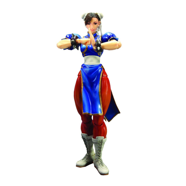 Chun-Li Street Fighter 4 Play Arts Kai action figure image #1