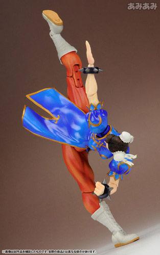 Chun-Li Street Fighter 4 Play Arts Kai action figure image #4