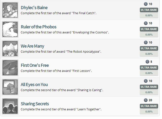 Darkstalkers Resurrection achievement list image #4