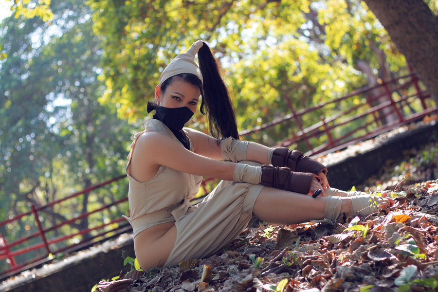 Fighting game cosplay and photography by Carolina Angulo #8