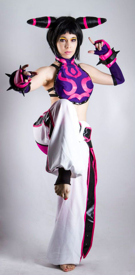 Fighting game cosplay and photography by Carolina Angulo #12