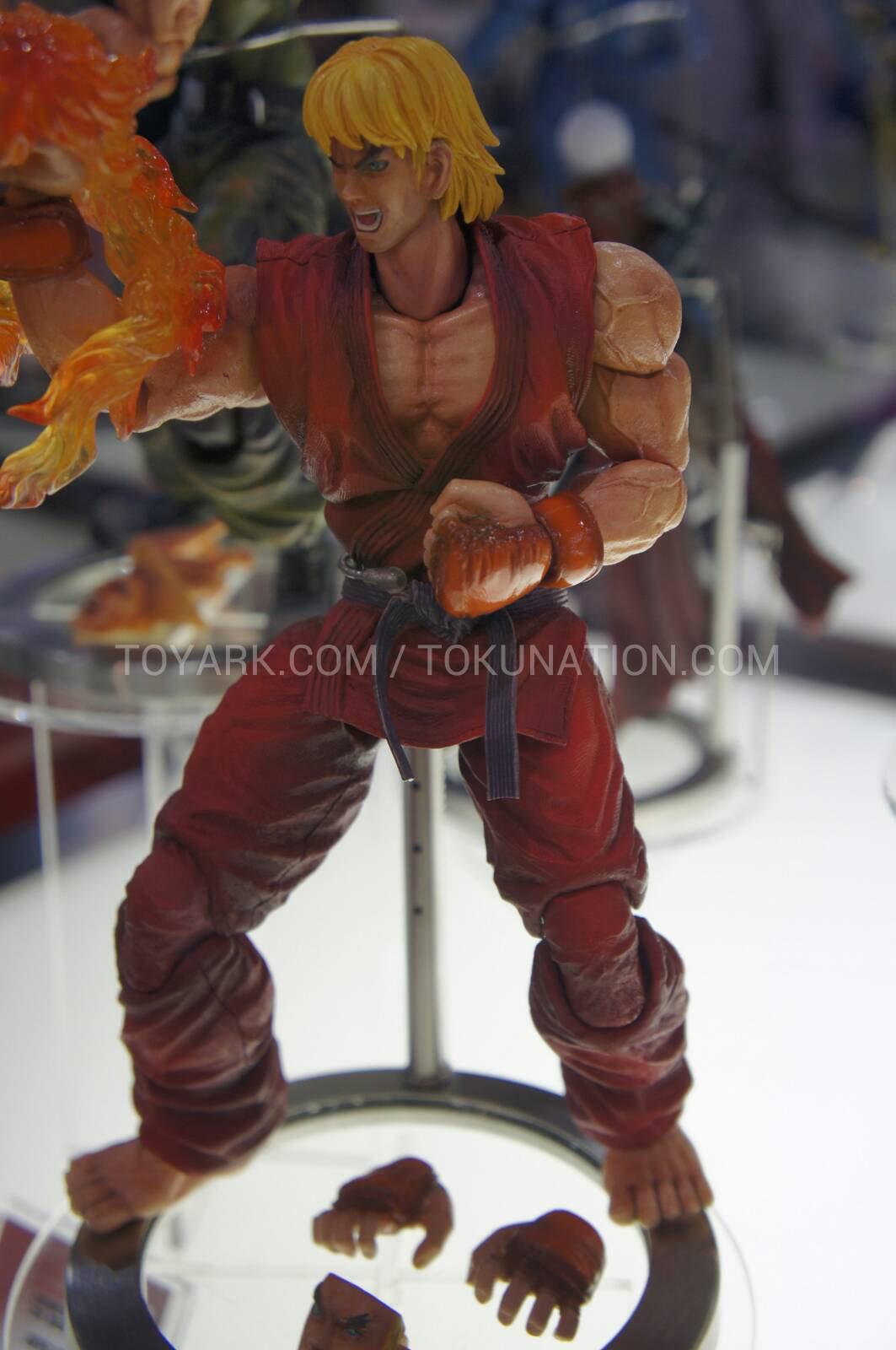 Play Arts Kai positionable figurines #03