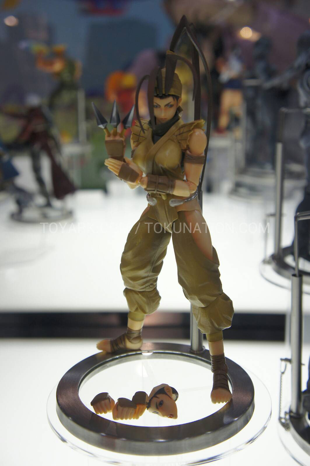 Play Arts Kai positionable figurines #05