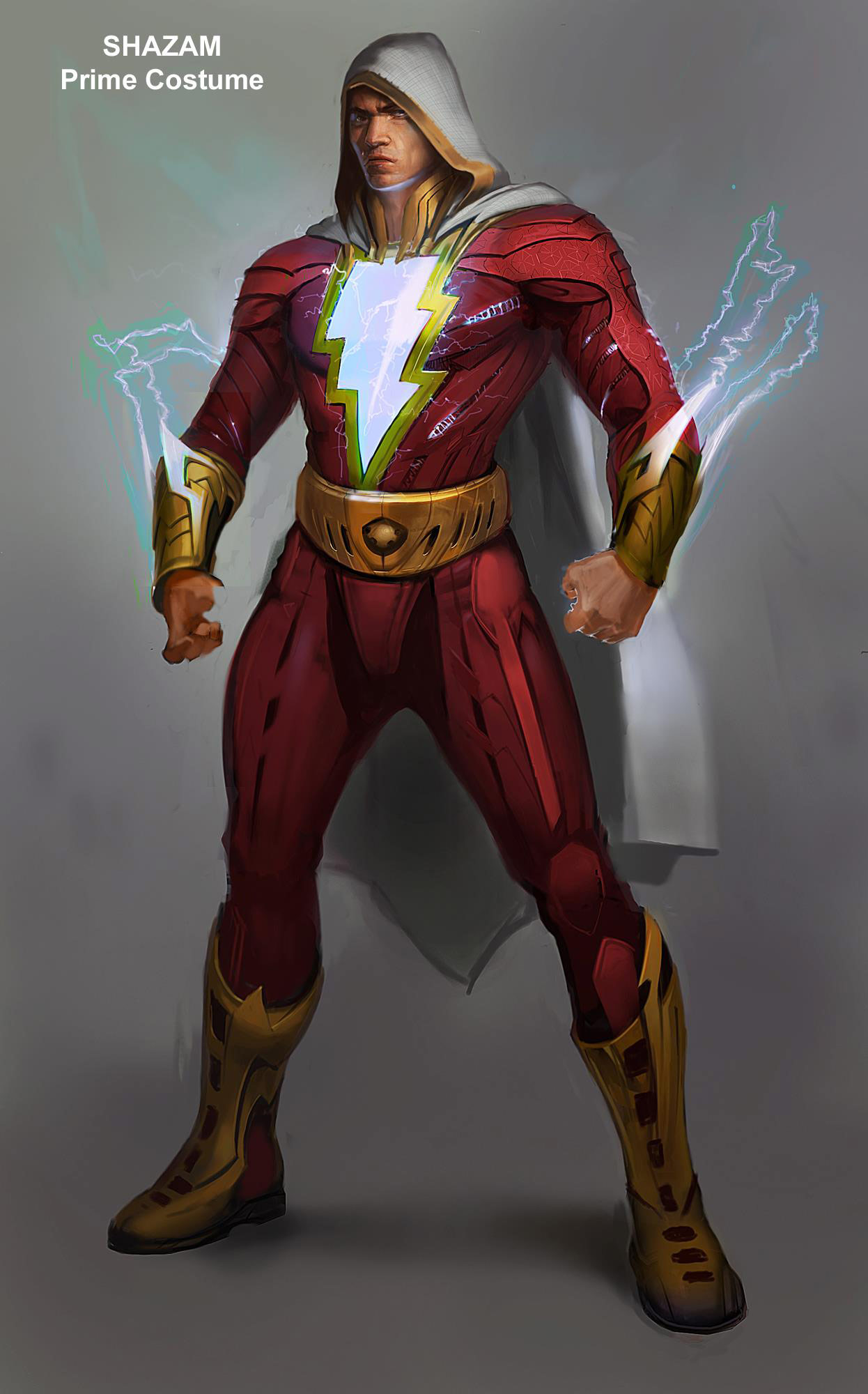 Injustice: Gods Among Us concept art #03