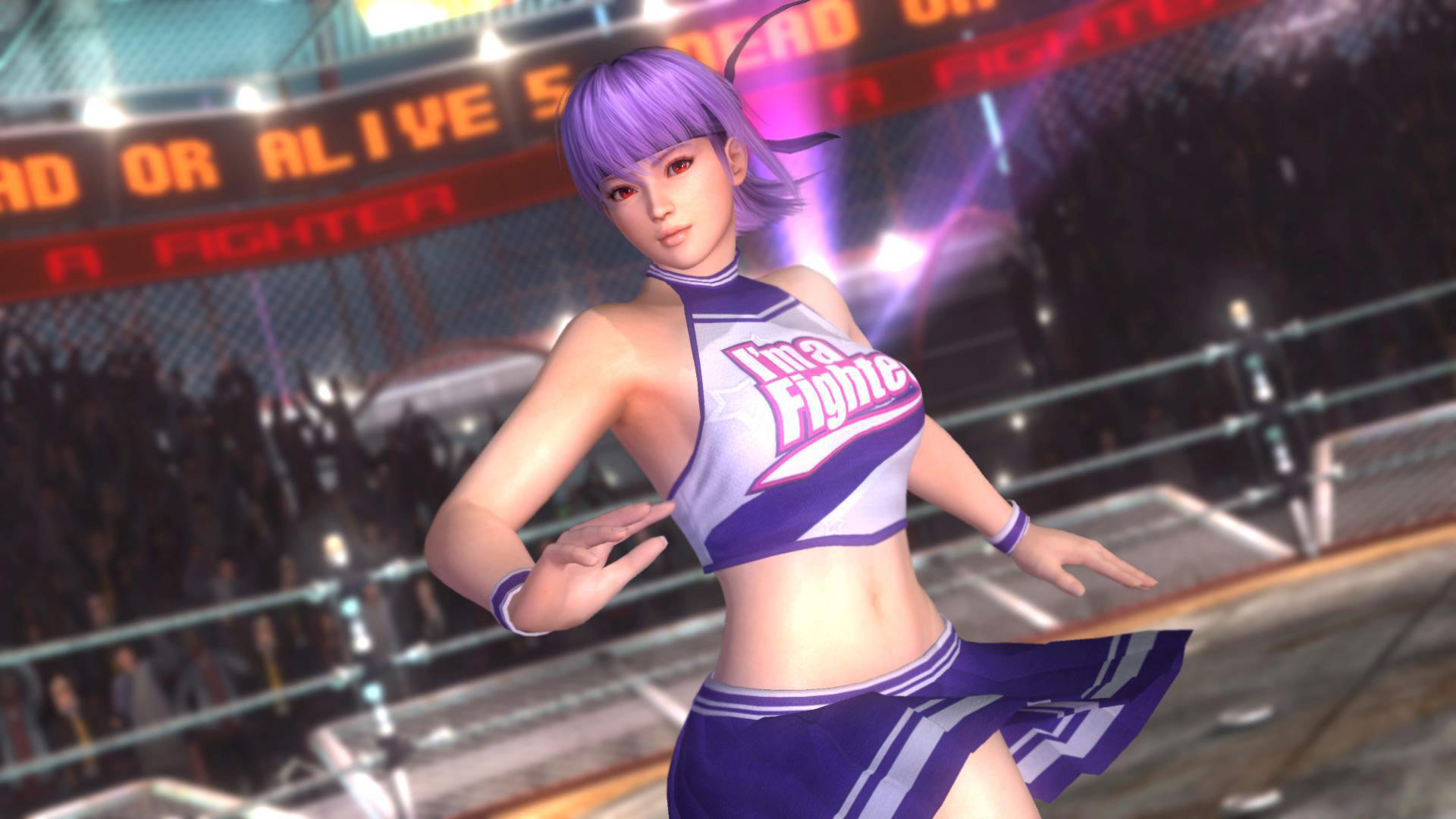 Dead or Alive 5+ shows off first person mode, new outfits, touch screen controls image #1