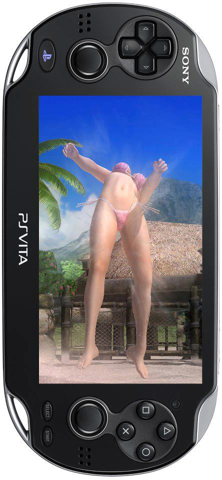 Dead or Alive 5+ shows off first person mode, new outfits, touch screen controls image #6
