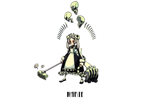 Skullgirls mystery characters #02