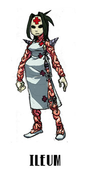 Skullgirls mystery characters #11
