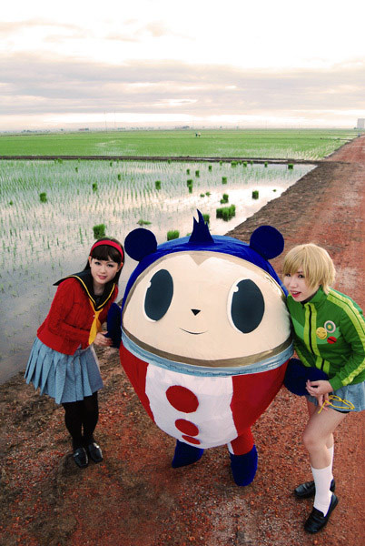 Persona cosplay gallery #07