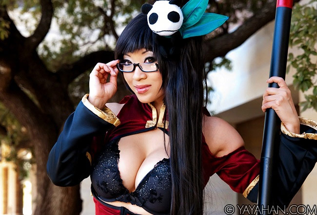 Cosplay gallery featuring fighting game characters image #5