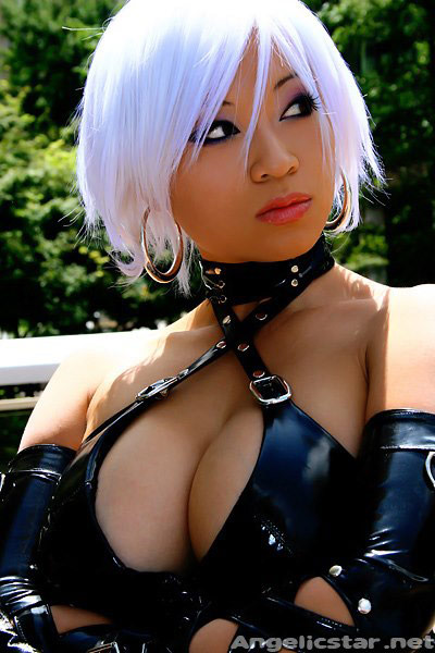 Cosplay gallery featuring fighting game characters image #7