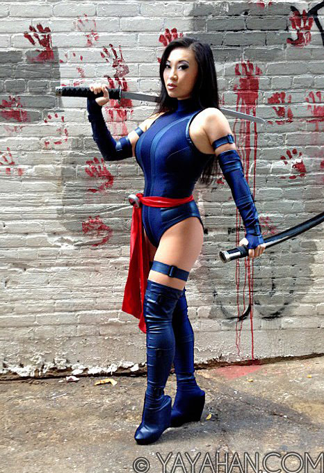 Cosplay gallery featuring fighting game characters image #8