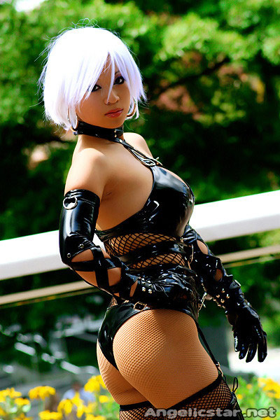 Cosplay gallery featuring fighting game characters image #9
