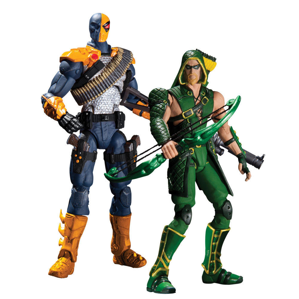 Toys For Injustice : Injustice gods among us action figures image