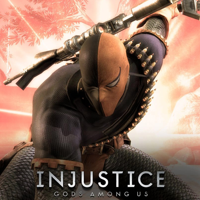 & Deathstroke Teen Titan alternate costume - Injustice: Gods Among Us
